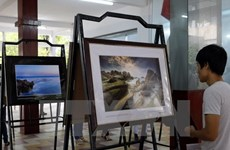 Khai mạc triển lãm cuộc thi ảnh Di sản Việt Nam 2015 tại Đà Nẵng