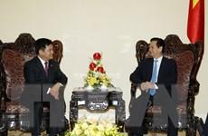 Việt Nam ủng hộ tăng quan hệ hợp tác địa phương với Trung Quốc