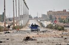 Phe đối lập Syria giành quyền kiếm soát ngôi làng chiến lược từ IS