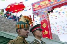 Ấn Độ và Trung Quốc cam kết duy trì hòa bình dọc biên giới