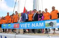 Quảng bá hình ảnh Việt Nam tới người dân ở Tây Australia