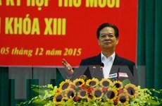 Thủ tướng: Phát triển mạnh kinh tế biển gắn chủ quyền quốc gia