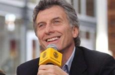 Tổng thống đắc cử Argentina Mauricio Macri hạ giọng với Venezuela