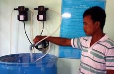 Hơn 17.000 hộ dân Trà Vinh thiếu nước sạch do xâm nhập mặn