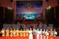 Bế mạc Cuộc thi tài năng xiếc trẻ 3 nước Việt Nam-Lào-Campuchia