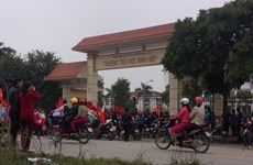 Hà Nội chỉ đạo đảm bảo an toàn cho học sinh ở xã Ninh Hiệp