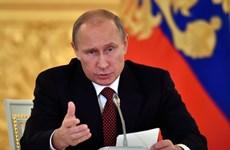 Tổng thống Nga ký bổ sung biện pháp trừng phạt Thổ Nhĩ Kỳ