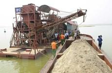Đồng Nai tăng cường xử lý các đối tượng khai thác cát trái phép