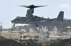 Nhật Bản cử máy bay thu thập chất phóng xạ trong không khí