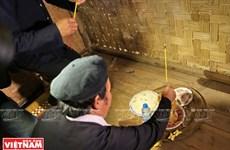 Độc đáo tục lễ đặt gánh trước đám cưới của người Sán Chí