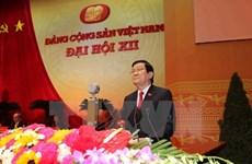 [Video] Khai mạc Đại hội toàn quốc thứ XII Đảng Cộng sản Việt Nam