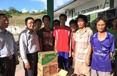 Đại sứ quán Việt Nam tại Malaysia nỗ lực đưa ngư dân về nước