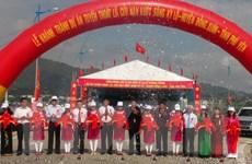 Phú Yên tổ chức thông tuyến thoát lũ, cứu nạn vượt sông Kỳ Lộ