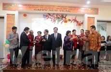 Tết Cộng đồng xuân Bính Thân đầm ấm của người Việt ở Indonesia