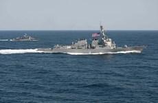 Báo Mỹ: Phê chuẩn UNCLOS giúp Mỹ đối phó Trung Quốc ở Biển Đông