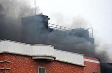 Trung Quốc: Nổ nguyên liệu làm pháo hoa, 8 người thiệt mạng