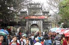 Hà Nội cử trinh sát hình sự tới bảo vệ tại các đền, chùa lễ hội