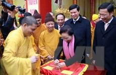 Chính thức Khai Hội xuân Yên Tử năm 2016 tại tỉnh Quảng Ninh
