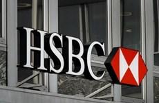 Lợi nhuận ròng của ngân hàng HSBC giảm 1,2% trong năm 2015