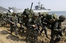 """Hàn-Mỹ lập xong kịch bản """"đánh đòn phủ đầu"""" Triều Tiên"""