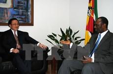 Đưa quan hệ song phương Việt Nam-Mozambique lên tầm cao mới