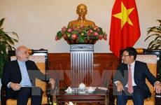 Việt Nam-Iran trước nhiều cơ hội hợp tác kinh tế-thương mại