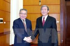 Đảng Cộng sản Việt-Nhật tăng cường trao đổi lý luận và thực tiễn