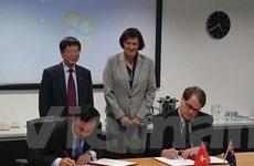 Việt Nam-Australia tăng cường hợp tác khoa học-công nghệ