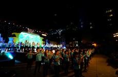 Thành phố Hà Nội đồng loạt tắt điện hưởng ứng giờ trái đất