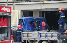 Vụ nổ do cưa bom ở khu đô thị Văn Phú: Thêm một người tử vong