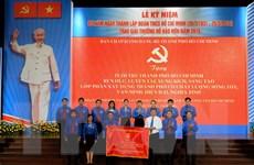 Bí thư Đinh La Thăng: Tuổi trẻ phải dấn thân xây dựng đất nước