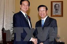 Thủ tướng: Thúc đẩy đưa nhiều dự án Việt-Lào hoạt động hiệu quả