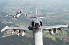Séc điều 35 huấn luyện viên bay đào tạo phi công Iraq chống IS