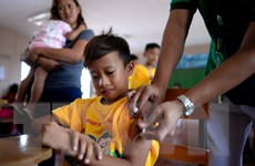 Sanofi đưa vắcxin sốt xuất huyết vào tiêm mở rộng ở Philippines