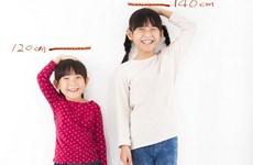 Lớp thể dục với bài tập liên hoàn phát triển chiều cao cho trẻ