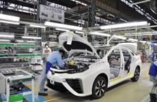 Hãng Toyota tạm ngừng sản xuất do ảnh hưởng của động đất