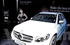 Mercedes-Benz giới thiệu dòng SUV mới Mercedes GLC class 2016