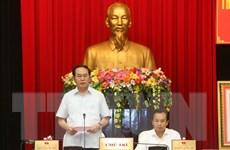 Chủ tịch nước: Đà Nẵng cần chuẩn bị để tổ chức tốt Hội nghị APEC