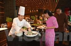 Khai mạc tuần lễ văn hóa ẩm thực Việt Nam tại Trung Quốc