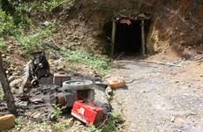 Kon Tum: Lợi dụng xây thủy điện để khai thác vàng sa khoáng
