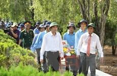 Đắk Lắk truy điệu, an táng hài cốt liệt sỹ hy sinh ở Campuchia