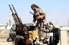 Lực lượng chính phủ Libya giành lại các vị trí chiến lược từ IS