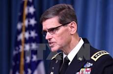 Tư lệnh Bộ chỉ huy trung tâm Mỹ bí mật thăm Thổ Nhĩ Kỳ