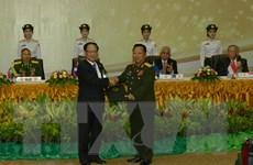 ADMM 10 tái khẳng định duy trì tự do hàng hải ở Biển Đông