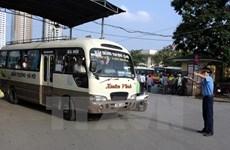 Đau đầu dẹp vấn nạn xe dù, bến cóc ở Thành phố Hồ Chí Minh