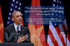Sự kiện trong nước 23-29/5: Dấu ấn chuyến thăm Việt Nam của ông Obama