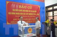 Danh sách trúng cử đại biểu Quốc hội và HĐND tỉnh Thái Bình