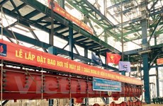 Đảm bảo tiến độ xây dựng Nhà máy Nhiệt điện Thái Bình 2