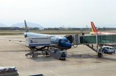 Cảng hàng không Cát Bi tạm ngừng khai thác bay sửa chữa lún nứt