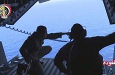 Hộp đen máy bay MS804 tiếp tục phát tín hiệu đến ngày 24/6